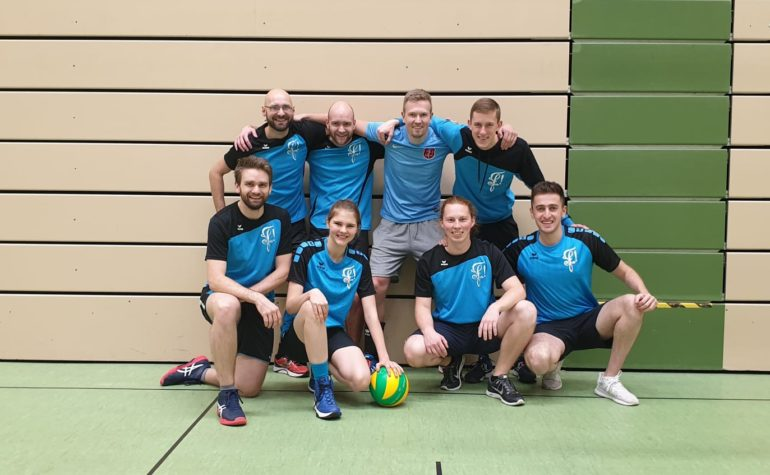 Kassel Volleyballturnier 30.11.2019